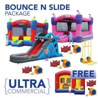 Bounce N Slide Package