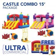 Castle Combo 15 Package