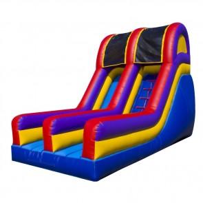 15 Single Lane Inflatable Slide