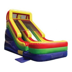 18 Inflatable Dry Slide
