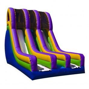 20 Double Lane Inflatable Slide II