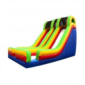 22 Double Lane Inflatable Slide