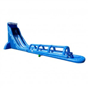 37 North Shore Inflatable Water Slide