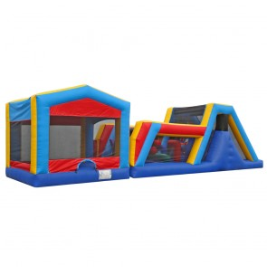 45 Bounce House Obstacle