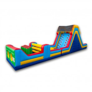 50 Inflatable Obstacle Course
