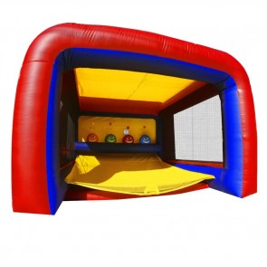 Ball Blaster Inflatable Game