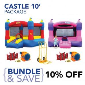 Castle 10 Package
