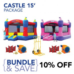 Castle 15 Package