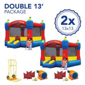 Double Castle 13 Package