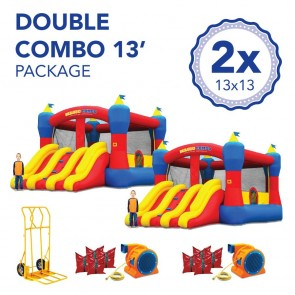 Double Castle Combo 13 Package
