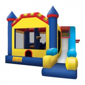 Castle Combo 7 Bouncer Slide