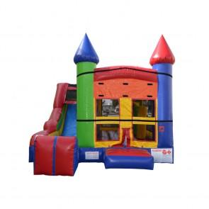 5 x Jump & Splash Castle Combo