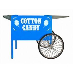 Blue Deep Well Cotton Candy Cart