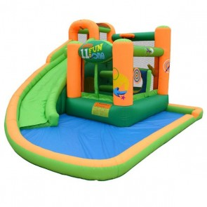 Endless Fun 11 In 1 Bounce House and Water Slide