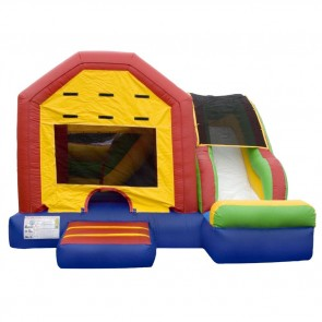 Fun House Bouncer Slide Combo
