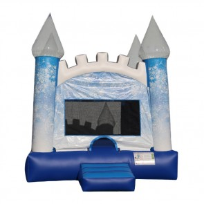 Ice Castle Bounce House