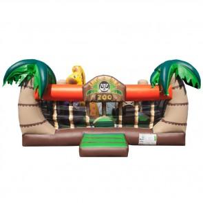 Inflatable Zoo