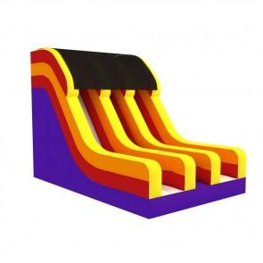 IPC 20 Double Lane Inflatable Slide II