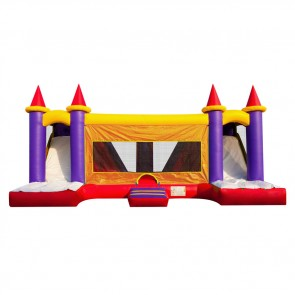 IPC Giant Castle Bouncer Slide Combo