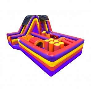IPC 360 Inflatable Obstacle Course