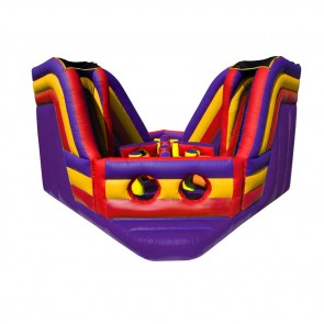 IPC Obstacle Island Inflatable Obstacle Course