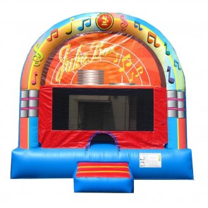 Juke Box Bounce House