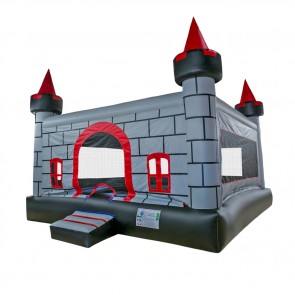 Jumbo Medieval Castle Bounce House