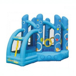 Kaleida Disco Jumper Bounce House