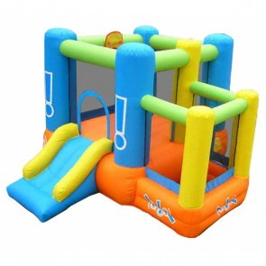 Little Star Bounce House with Slide