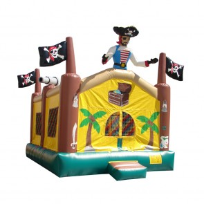 15 x 20 Pirates Bounce House