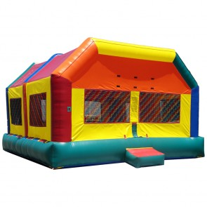 Extra Large Fun House Bounce House