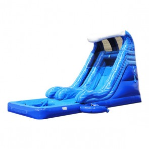 Tidal Wave Slide with Detachable Pool
