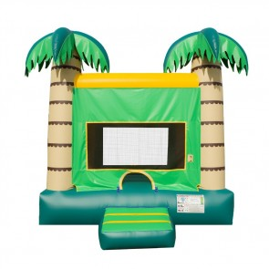 Palm Tree Bounce House