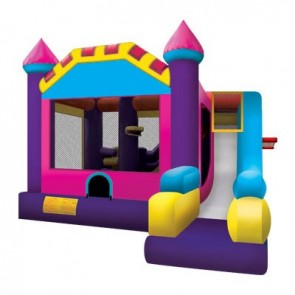 Dream Castle Combo 7 Bouncer Slide