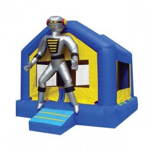 Robo Ranger Bounce House