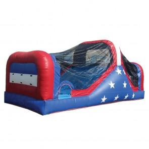 12' Patriotic Happy Slide