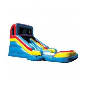 Slide N Splash Slide with Detachable Pool