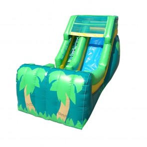 12' Tropical Wet and Dry Slide