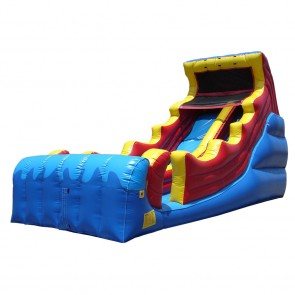 22' Primary Colors Mungo Surf Slide