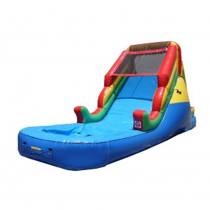 14' Primary Colors Water Slide