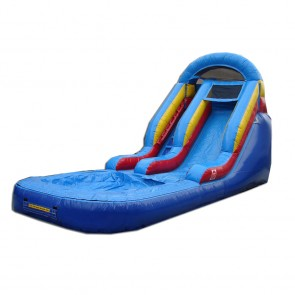 13' Primary Colors Backyard Water Slide