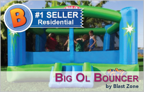 Big Ol Bouncer by Blast Zone