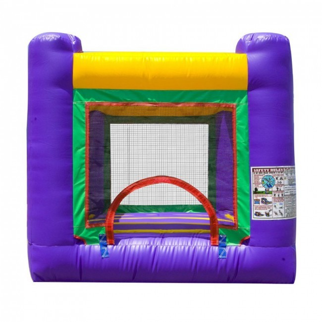 Mini bouncer bounce house for Build your own home packages