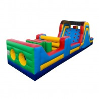 40 Inflatable Obstacle Course