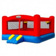 Double Play Inflatable Moonwalk