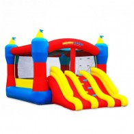 Magic Castle Commercial Bouncer Slide Combo