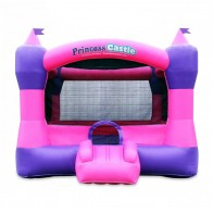 Princess Castle Commercial Bounce House