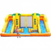 Rainforest Rapids Bounce House & Water Park