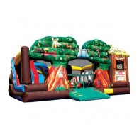 Safari Experience Obstacle Course