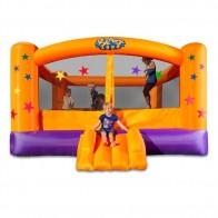 Superstar Inflatable Party Moonwalk